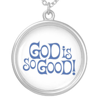 God is so Good - Necklace