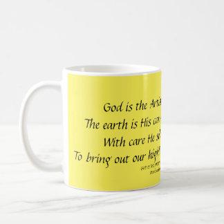 GOD IS THE ARTIST Verse 1 Mug Stephanie Hutchinson