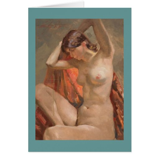 God Is The Naked Truth Stationery Note Card