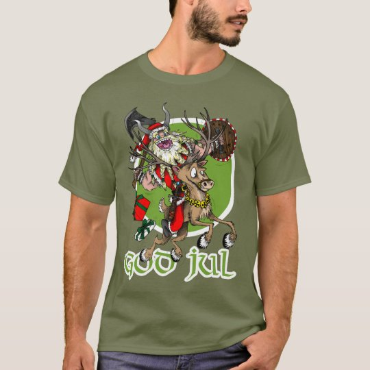 God Jul Christmas T-Shirt