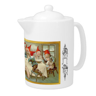 God Jul - Swedish Tea Pot 5