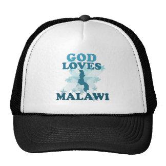 God Loves Malawi Cap