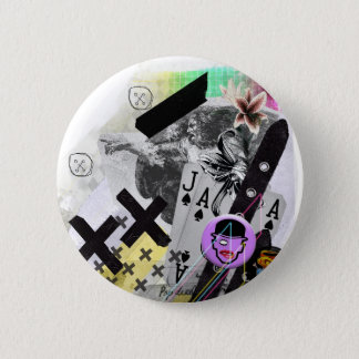 God Made This 6 Cm Round Badge