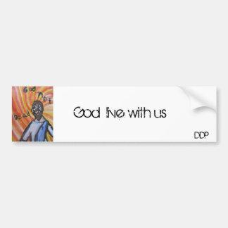 god not dead 2 bumper sticker