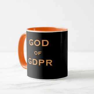 God of GDPR Male Specialist Joke Name