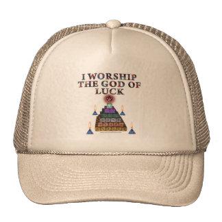 God of Luck Hat