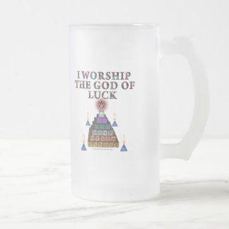 God of Luck Coffee Mug