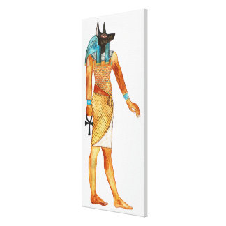 God of the Dead Canvas Print