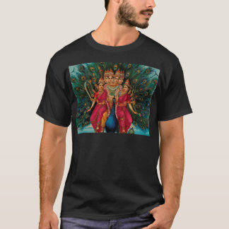 God of war and victory, Commander of the gods T-Shirt