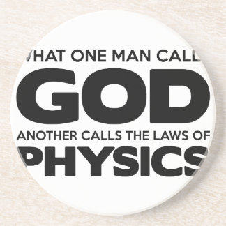 God or Physics Coaster