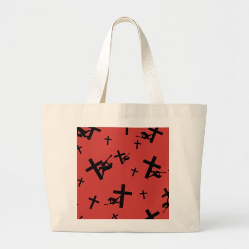God Rocks - Christian Rock Gear Jumbo Tote Bag
