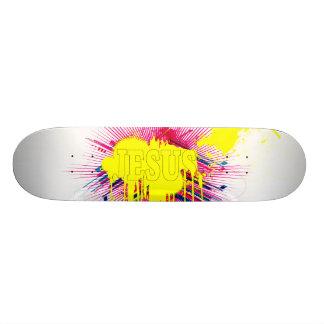 God Rocks - Christian Rock Gear Skate Board