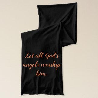 God's Angels Scarf