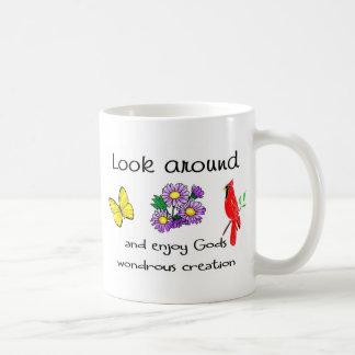 God s wondrous creation mugs
