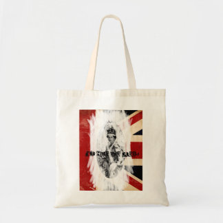 God Save the Queen punk/grunge Tote Bag