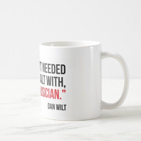 God Sent A Musician Coffee Mug