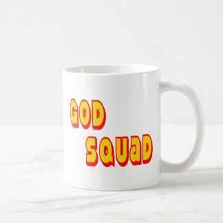 God Squad Basic White Mug