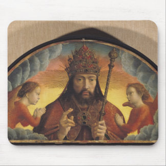 God the Father Blessing, 1506 Mouse Mat