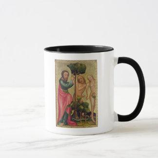 God the Father Punishes Adam and Eve Mug