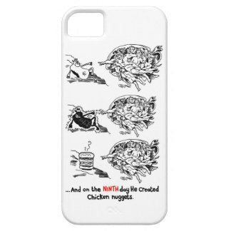 God Vs Fast Food Case For The iPhone 5