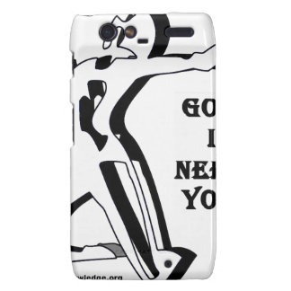 God Where Are You I Need You Now Droid RAZR Cover