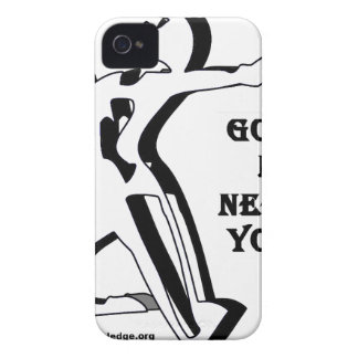 God Where Are You I Need You Now iPhone 4 Case-Mate Case