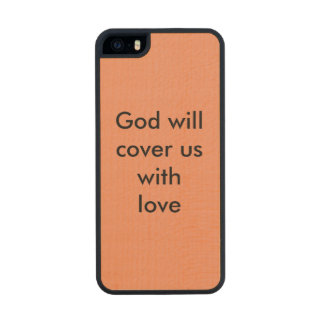 God Will Cover Us With Love iPhone 6 Plus Case
