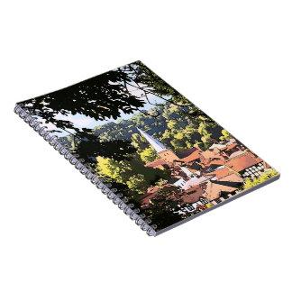 Godalming Town Spiral-bound Notebook