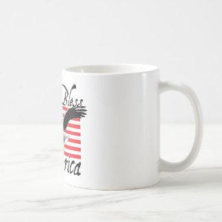 GodBlessAmerica_v3 Coffee Mugs