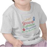 Godchild Gift Awesome Godfather Tee Shirt