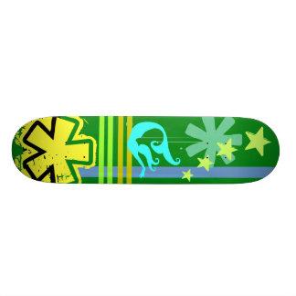 Goddess/Alternative/Booty 20.6 Cm Skateboard Deck