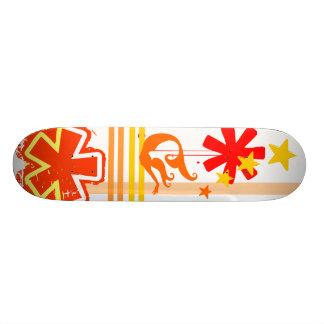Goddess Alternative Fire Skateboard Deck