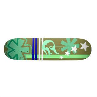 Goddess/Alternative/Natural Skate Deck