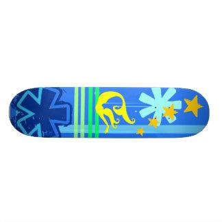 Goddess Alternative Seaworthy Skate Board Deck