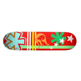 Goddess Alternative Summer Skateboard Deck