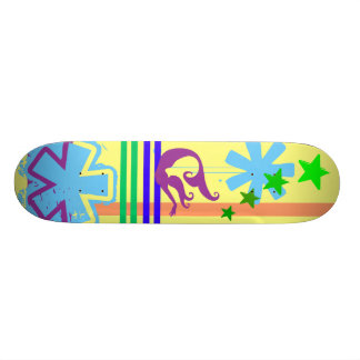 Goddess/Alternative/Tropical Skate Deck