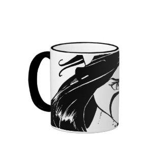 Goddess Artist Ringer Mug