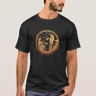 Goddess Athena T-Shirt