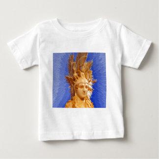 Goddess Athina Baby T-Shirt