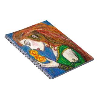Goddess Brigid Notebooks