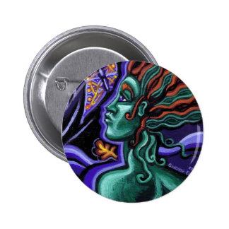 Goddess Buttons Pinback Button