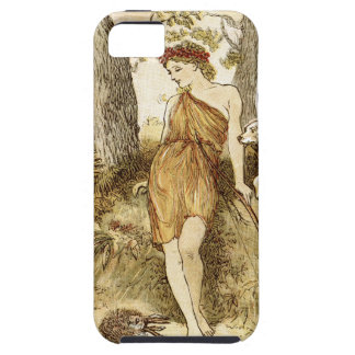 Goddess Diana Case For The iPhone 5
