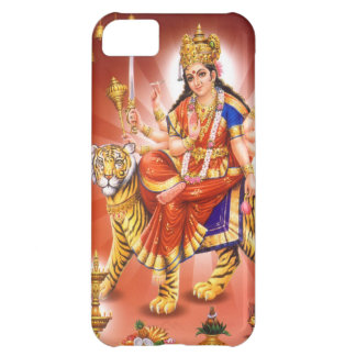 Goddess Durga (Hindu goddess) iPhone 5C Case