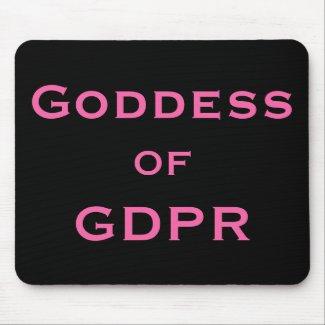 Goddess GDPR Specialist Female Funny Joke Gift