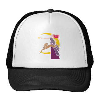 Goddess Goddess Diana Hat