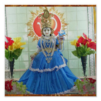 Goddess Hinduism Poster