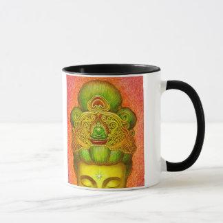 Goddess Kuan Yin's Crown Mug