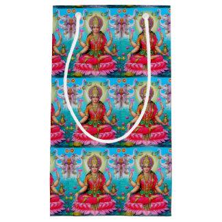 Goddess Lakshmi gift bag Small Gift Bag