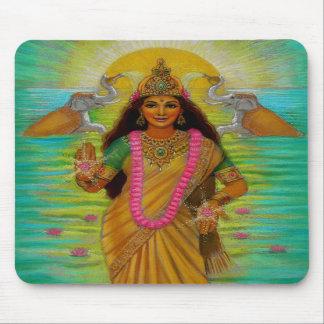 Goddess Lakshmi Mousepad