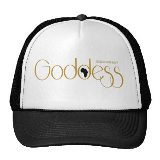 Goddess Magazine Hat